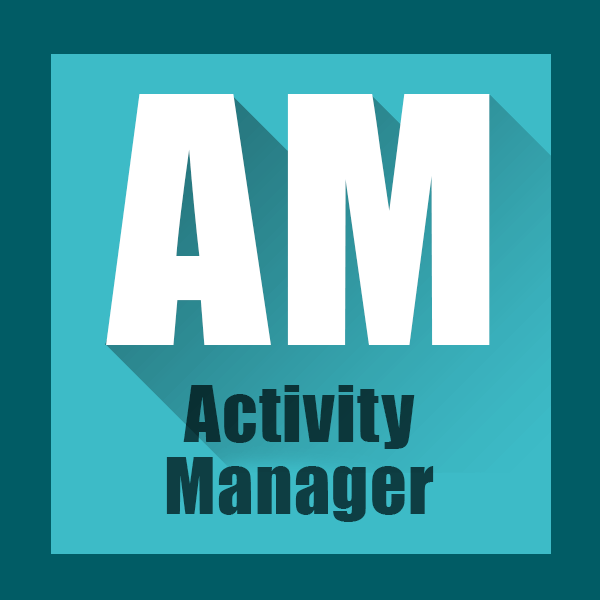 Activity Manager Procare Software Module