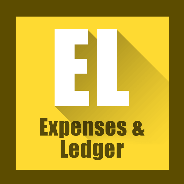 Expenses and Ledger Business Software