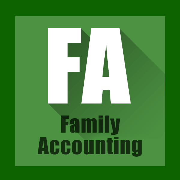 Family Accounting Software Module Topics