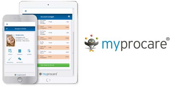 Tuition Express - Payment Through MyProcare