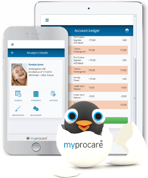 MyProcare Parent Portal