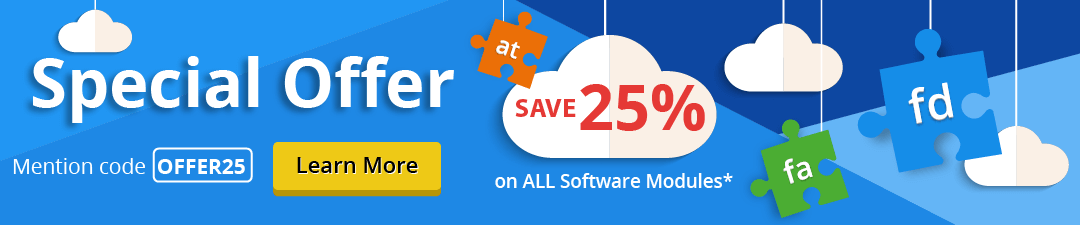 Procare Software Special Offers