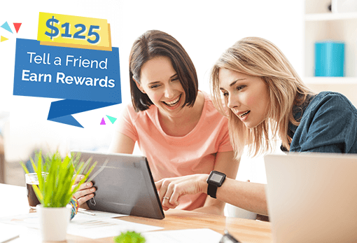 Tell a Friend about Procare - Earn Rewards!