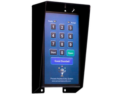 Child Care Keyless Entry Security Systems